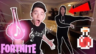(Insane) Ordering DANCING Potion from the Dark Web and using it on ImJayStation!! (It Worked)