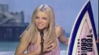TCAs 2000:: Britney Spears