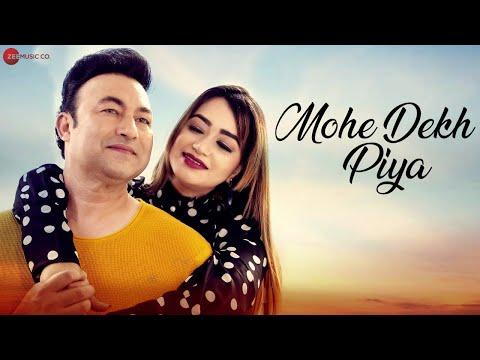 Mohe Dekh Piya - Official Music Video   Shariq Khan, Fiza Khan   Pradeep Ali   Dharmendra Bhadouriya