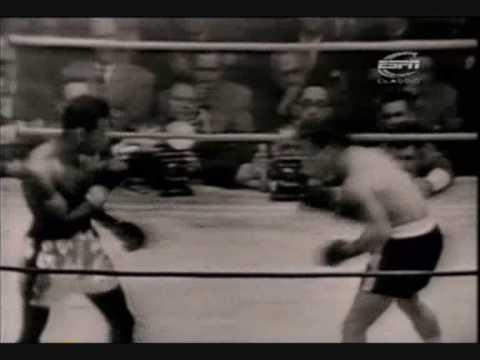 Sugar Ray Robinson vs Rocky Graziano Video