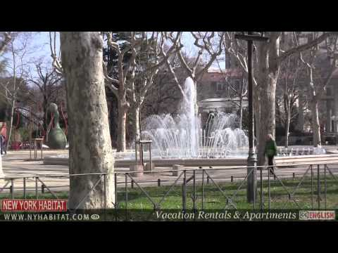 South of France Video Tour: Montpellier, Part 1