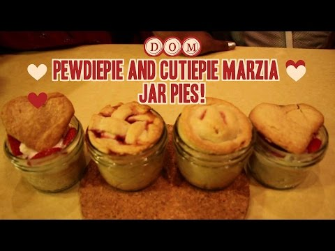 PewdiePie & CutiePie PIE Recipes!