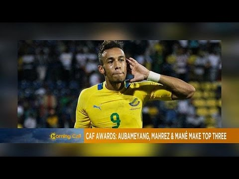 Best African Player of the Year Aubameyang, Mahrez, Mane On CAF African Player Shortlist [Sports On