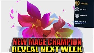 NEW COLORFUL MAGE CHAMPION Teaser Reveal Next Week - League of Legends