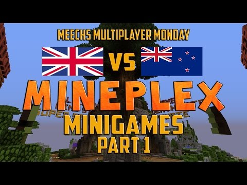 MMM: Britain Vs. New Zealand - Mineplex