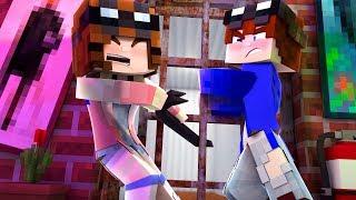 Minecraft Adventures - ESCAPE FROM HELLO NEIGHBOR?!