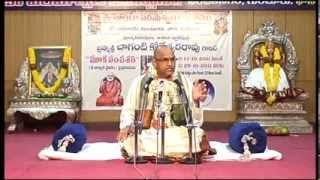 Mookapanchasathi Aadhyatmika Pravachanam Part 1 of 8 by Brahmasri Chaganti Koteswara Rao garu