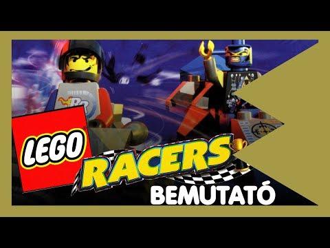 Lego Racers - Klasszik bemutató