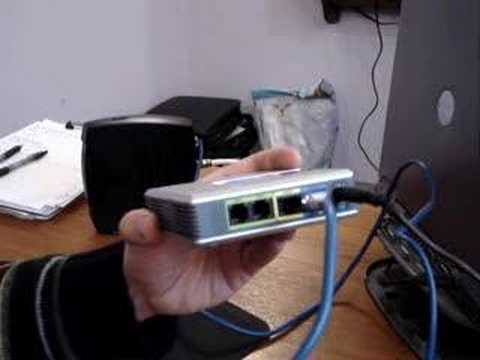 Linksys SPA install
