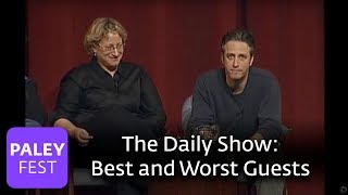 The Daily Show with Jon Stewart - The Best and Worst Guests of All Time