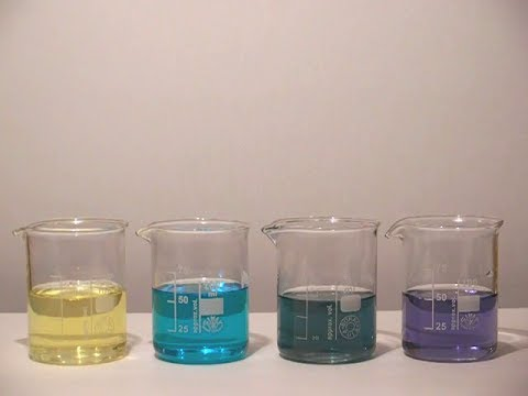 Vanadium oxidation states