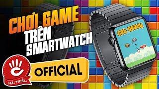 Những Tựa Game Hay Chơi Trên Đồng Hồ Thông Minh Smartwatch 2018