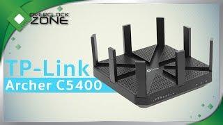 TP-Link Archer C5400 MU-MIMO Router : สตีมมิ่งหนักแค่ไหนก็เอาอยู่