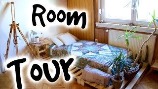 My Room Tour 2016 ☾ Nika