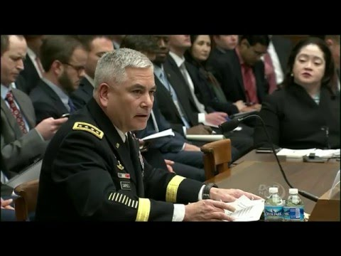 Resolute Support Commander Testifies on Afghanistan Security (Part 1)