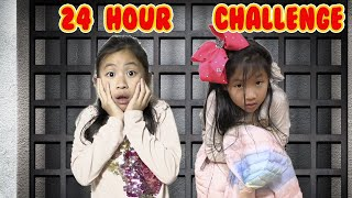 GAME MASTER 24 Hour CHALLENGE SCARY Outdoor PlayHouse