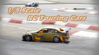 CVP - 1/5 Scale Touring Racing Cars at Zorri RC Track
