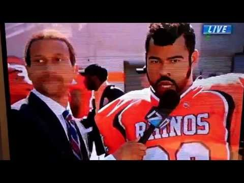 Key and Peele football player interview