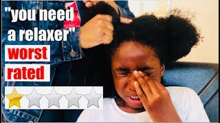 I WENT TO THE WORST HAIR SALON IN MY CITY (WORST HAIR SYLIST EVER!!😭 )