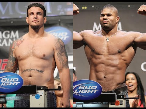 Video Mir vs Overeem Alistair Overeem vs Frank Mir