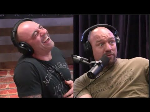 Jimmy Smith on Being Mistaken for Joe Rogan