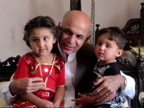Ashraf Ghani Son Ashraf Ghani Ahmadzai