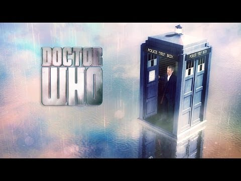 Doctor Who: Series 8 2014 - 'Rain' Trailer