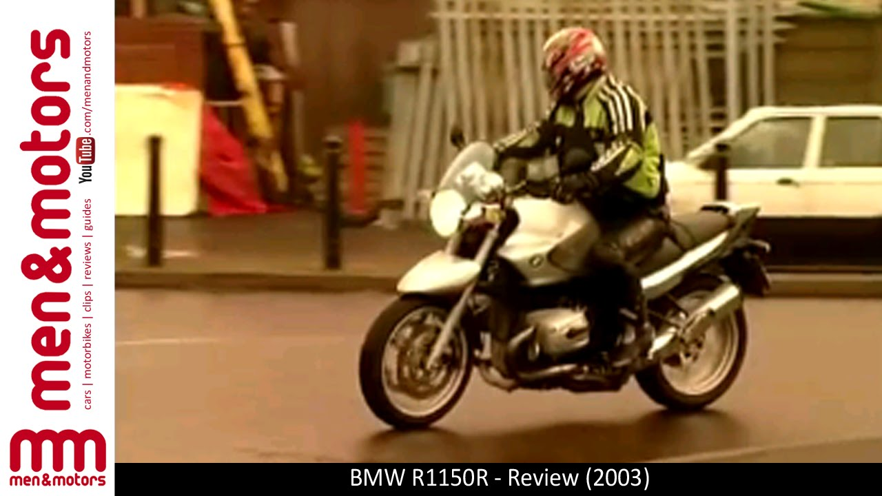 Bmw R1150r Review 2004 Youtube