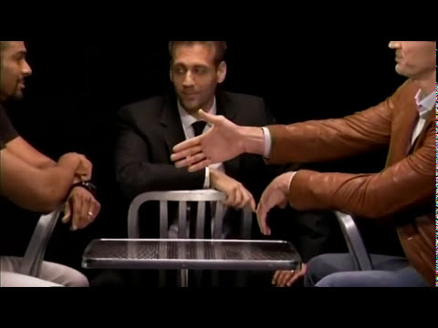 HBO Face Off - Wladimir Klitschko vs David Haye