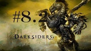 Darksiders Guia Parte 8- Las Hondonadas: hogar de la Doliente (2/2)
