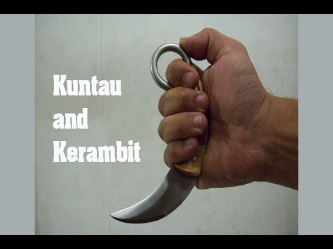 Silat Suffian Bela Diri - Kerambit and Kuntau Entries