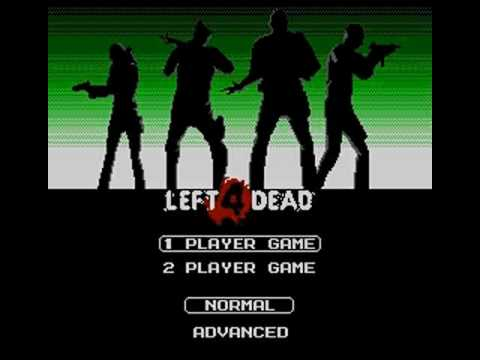 NES Left 4 Dead Gameplay Video 1