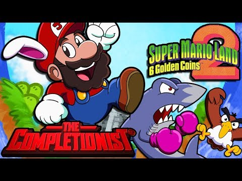 Super Mario Land 2   The Completionist   New Game Plus
