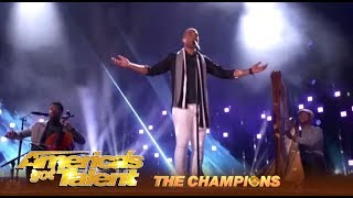 Sons Of Serendip Agt Finalists With Amazing Vocal Range Agt Champions