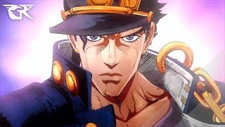 GR Anime Review: Stardust Crusaders