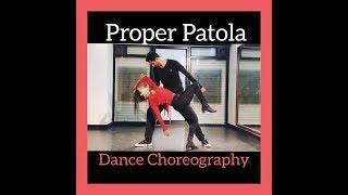 Proper Patola Dance Choreography   Badshah   Namaste England   Arjun   Parineeti   Diljit
