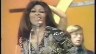 Tina Turner I Wanna Take You Higher Live 1972