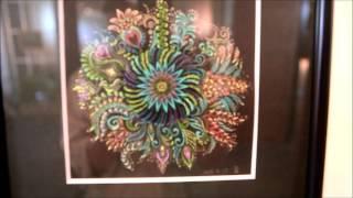 2017年曼荼羅アート展