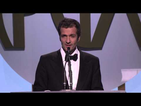 David Heyman receives the David O. Selznick Achievement Award in Motion Pictures