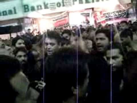 Shabab Ul Momineen Nasir Asghar Party- Khaliq Apne Peghambar Da video
