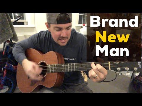 Brand New Man   Brooks & Dunn   Beginner Guitar Lesson