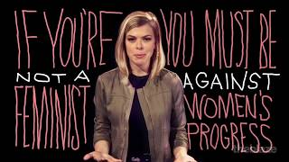 Why I Won't Call Myself A Feminist: It's Hypocrisy