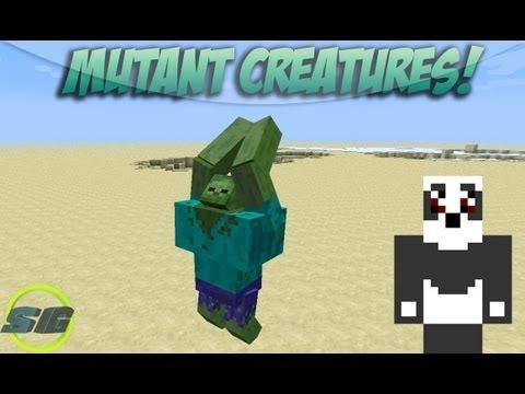 Minecraft  1.5.2 ~ Como instalar Mutant Creatures Mod