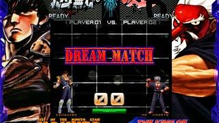 Kenshiro VS  Mr. Karate