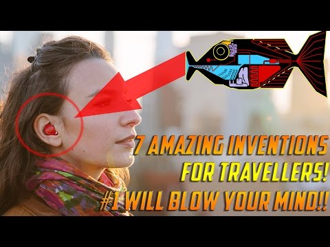 7 INSANE Travel Tech YOU DIDN'T KNOW EXISTED ▶ STRAIGHT FROM THE FUTURE