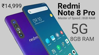 Xiaomi Redmi Note 8 5G Introduction - Price specs #Creative_Master_Official