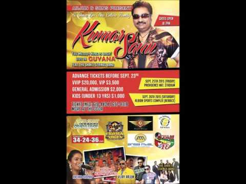 Kumar Sanu Live in Guyana - Team MMR Official PROMO CD