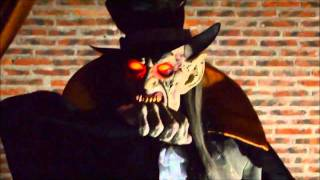 Count Von Mortis Animated Prop FrightCatalog.com