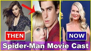 Spider Man All Movie Actor  & Actress Cast Then And Now - Spider Man Movie Cast Before & After Name