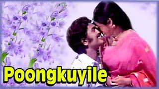 Poongkuyile Full Song | Chinna Chinna Veedu Katti Tamil Movie Songs | S. Janaki | Malaysia Vasudevan